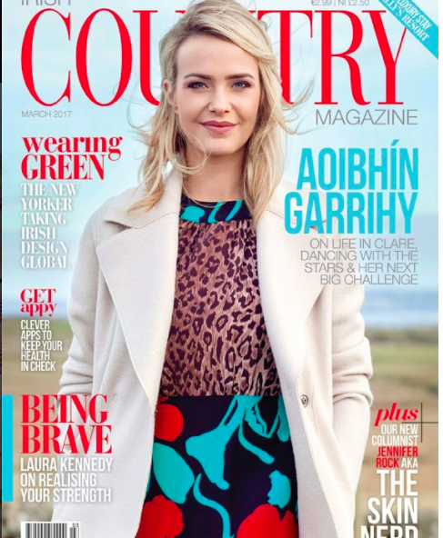 IrishCountryMagazine, Ireland's number one bestselling women's glossy.