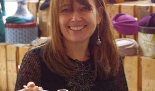 MEET THE DESIGNERS | CAROLINE MITCHELL