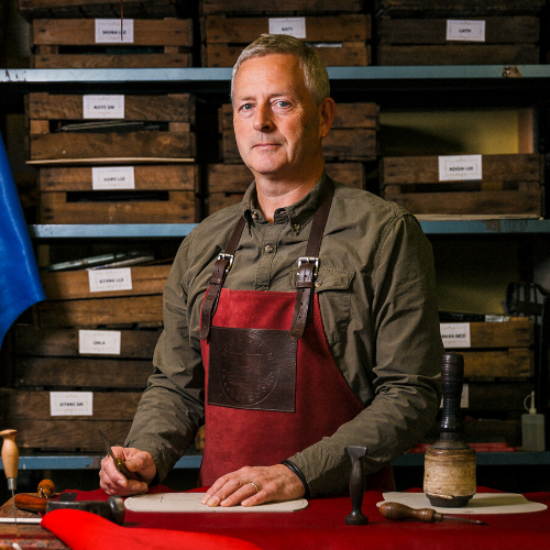 MEET THE DESIGNERS | HOLDEN LEATHER GOODS